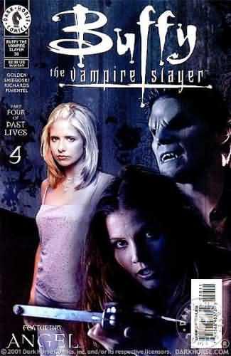 Descriptif De L Album Buffy The Vampire Slayer Tome 30